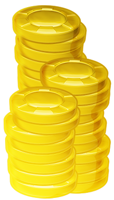 gold coins for fun
